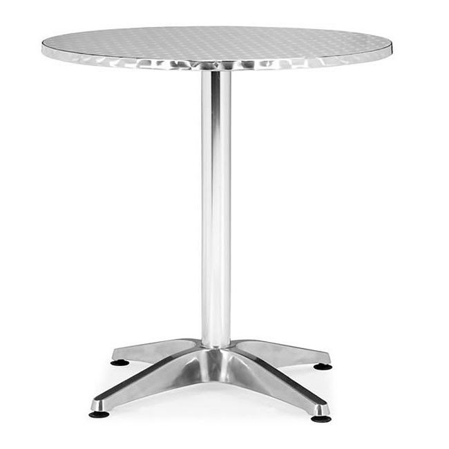 Christabel Outdoor Round Table (Aluminum)