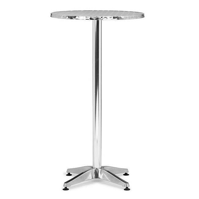 Christabel Outdoor Folding Bar Table (Aluminum)