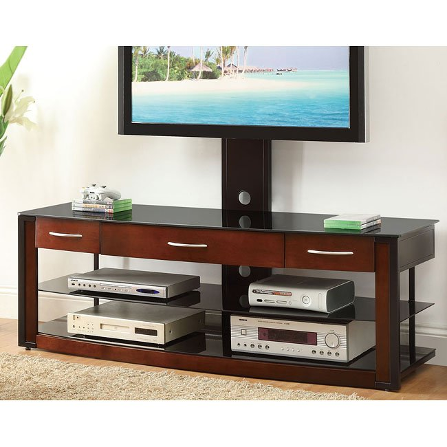 60 Inches TV Console w/ TV Mount