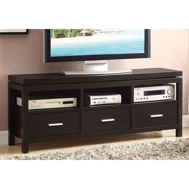 Contemporary 60 Inch TV Console