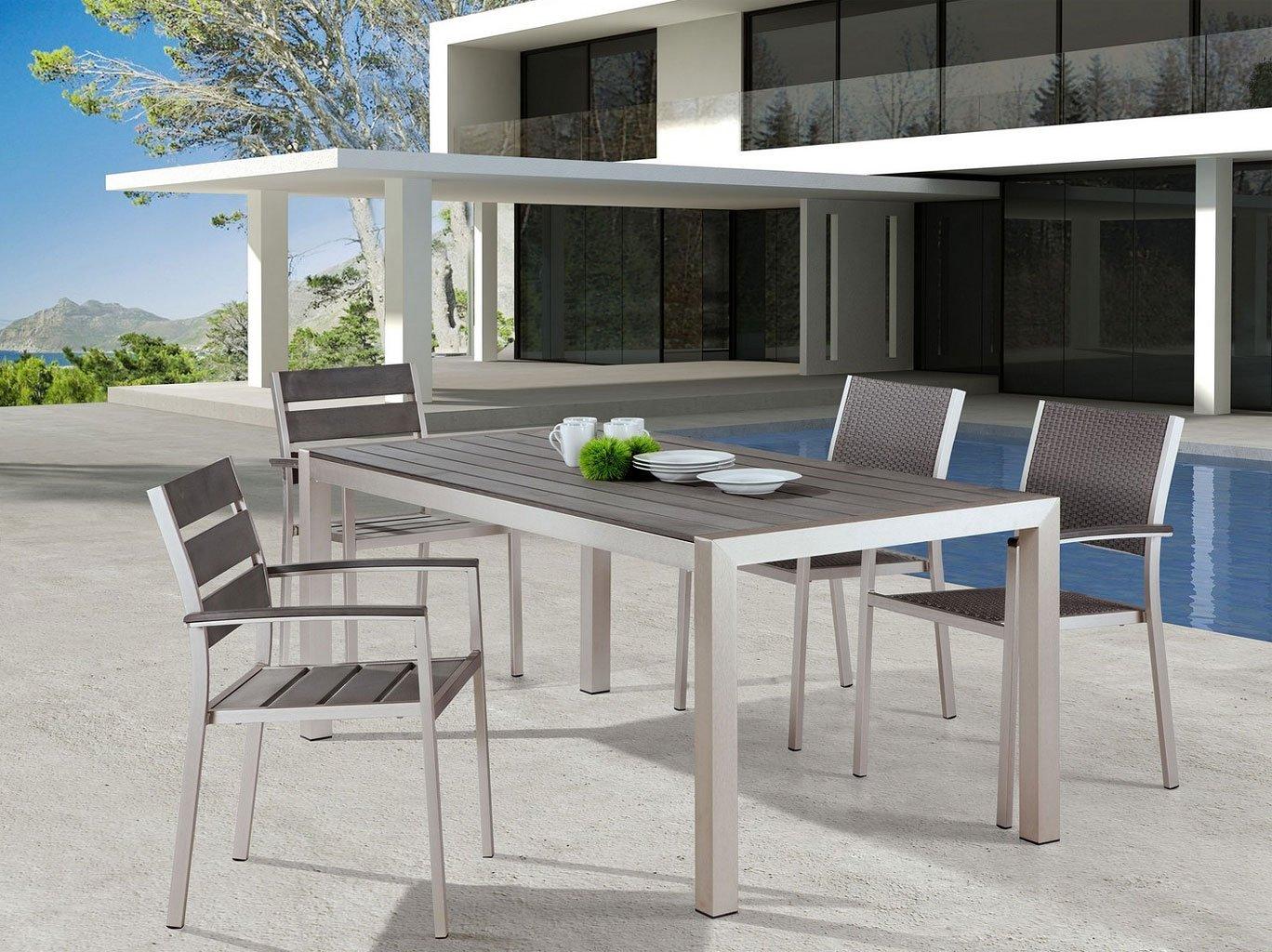 Metropolitan Outdoor Dining Set