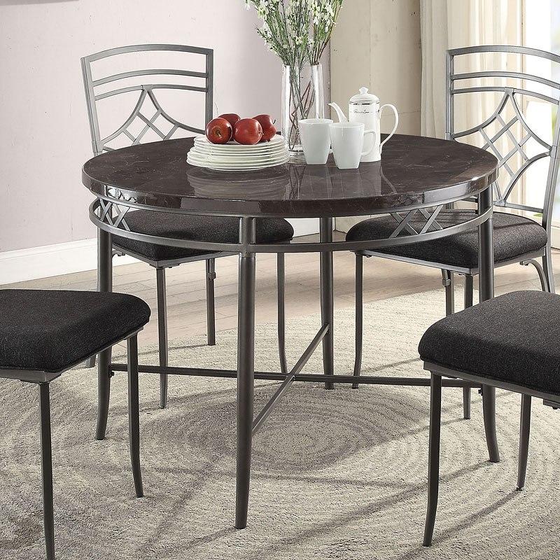 Burnett Dining Room Set Acme Furniture