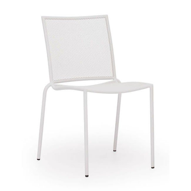 Repulse Bay Outdoor Dining Chair (White) (Set of 4)