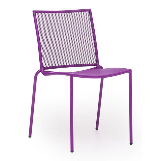 Repulse Bay Outdoor Dining Chair (Purple) (Set of 4)