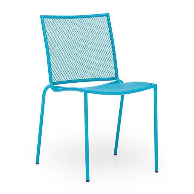 Repulse Bay Outdoor Dining Chair (Aqua) (Set of 4)