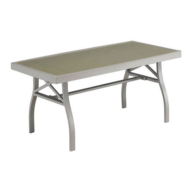 Grand Beach Outdoor Coffee Table (Grey)