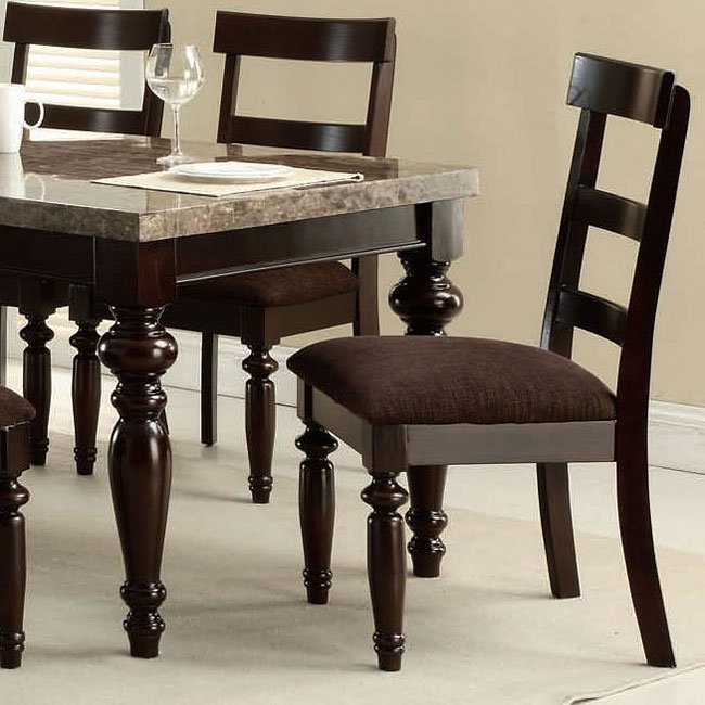 Toulouse Formal Dining Room Set Acme Furniture: Bandele Dining Room Set Acme Furniture