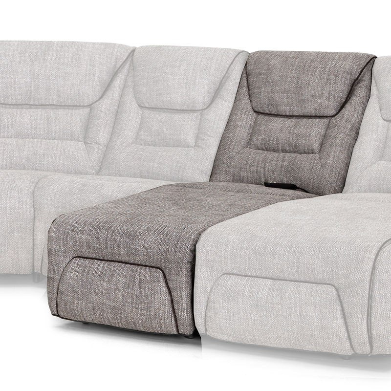 Brilliant Centennial Power Reclining Modular Sectional Chapman Domino Dailytribune Chair Design For Home Dailytribuneorg