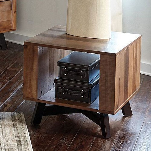 Naomi Ash End Table