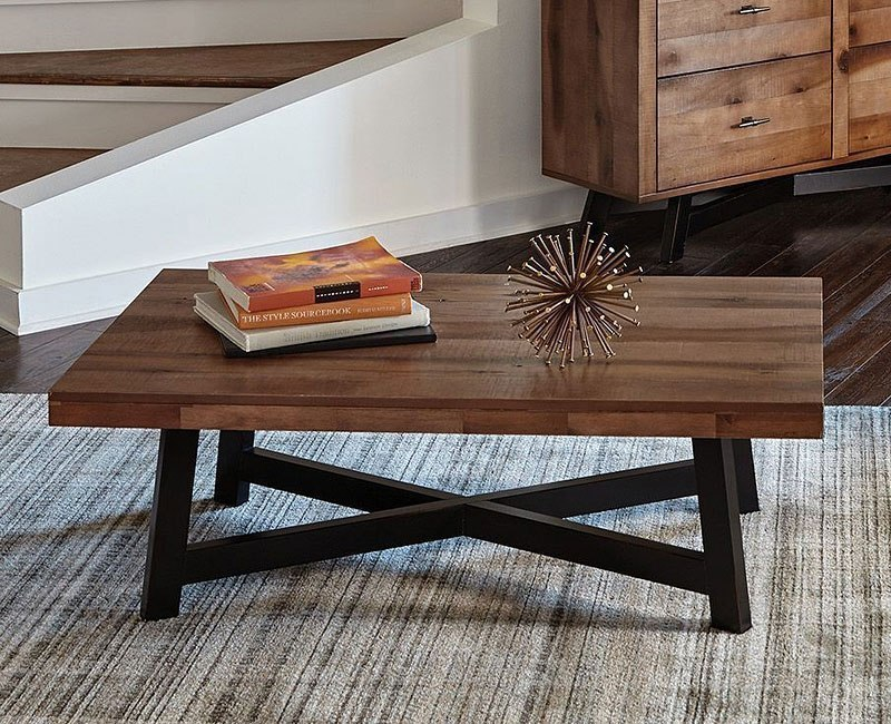 Naomi Ash Coffee Table