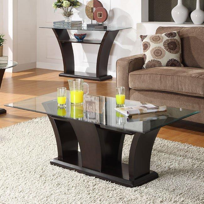 Ashley Furniture Woodbridge: Daisy Cocktail Table Homelegance, 1 Reviews