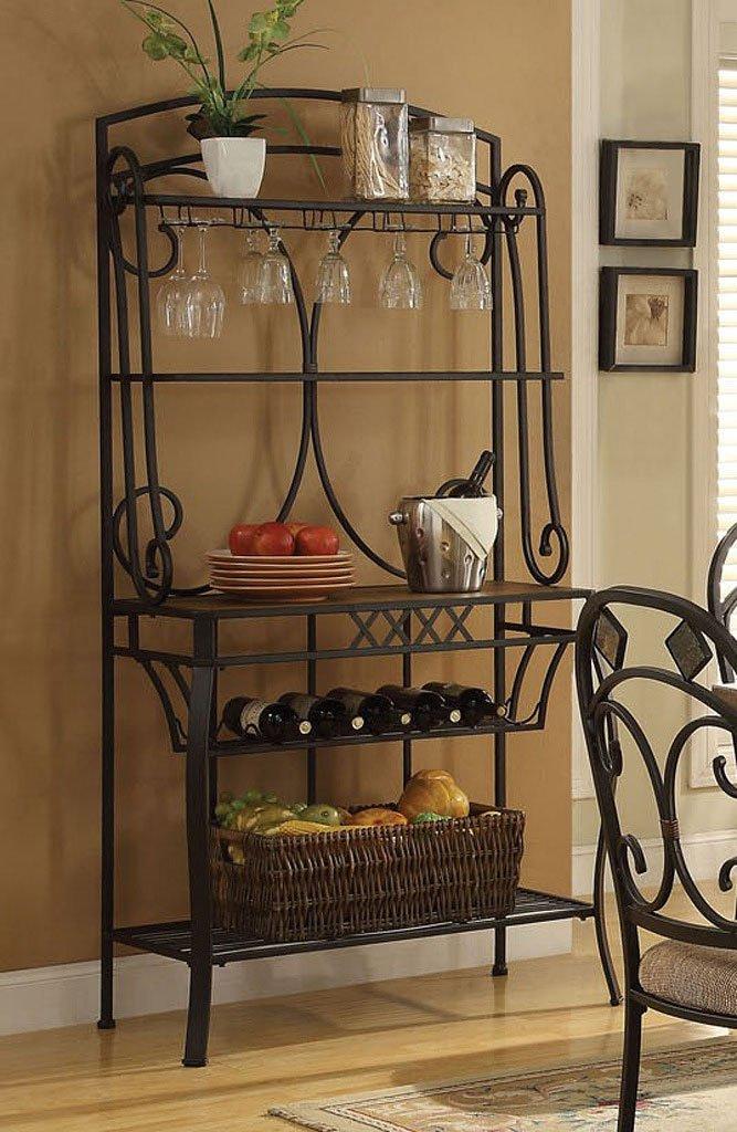 Kiele Bakers Rack Acme Furniture Furniture Cart