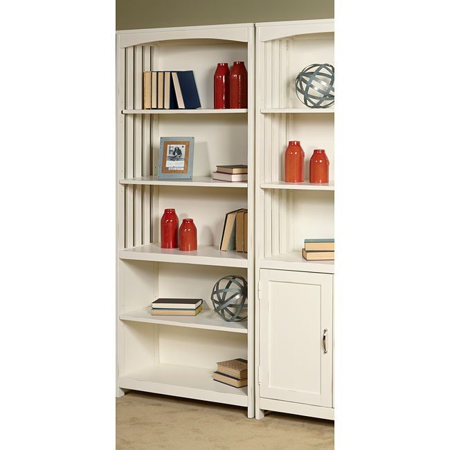 Open Bookcase As Dining Room Hutch