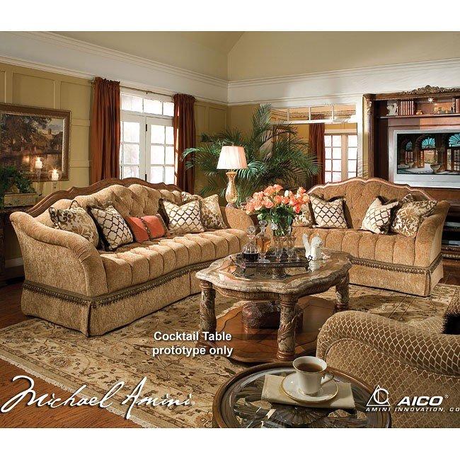 Villa Valencia Living Room Set Aico Furniture 1 Reviews Furniture