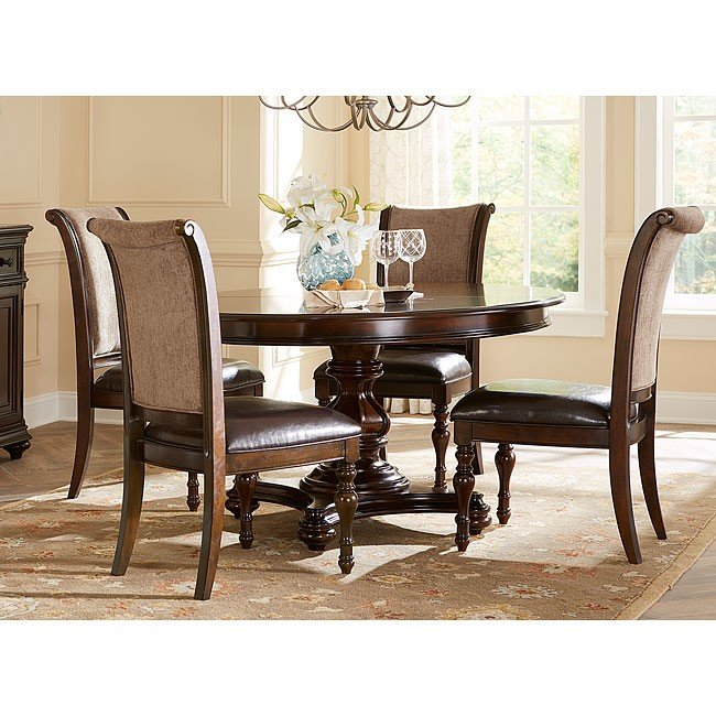 Incroyable Kingston Plantation Oval Dining Room Set