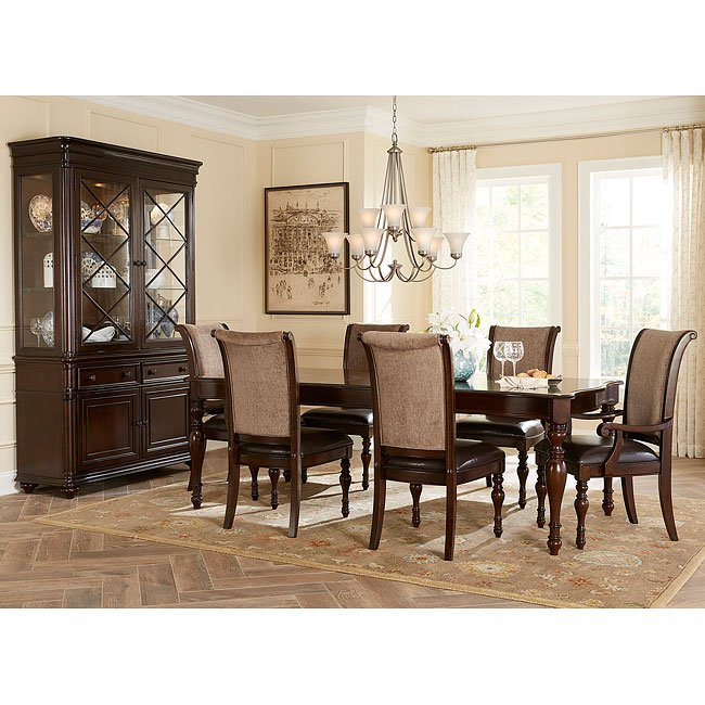 Beau Kingston Plantation Dining Room Set