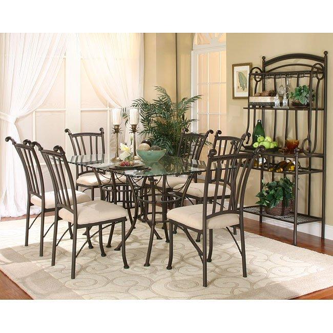 Denali Rectangular Dining Room Set
