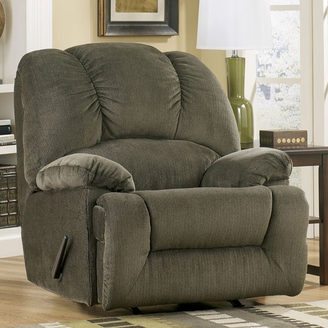 Cameo - Charcoal Rocker Recliner
