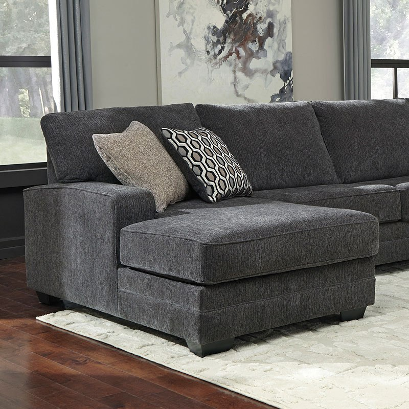 Tracling Slate Modular Sectional Signature Design By
