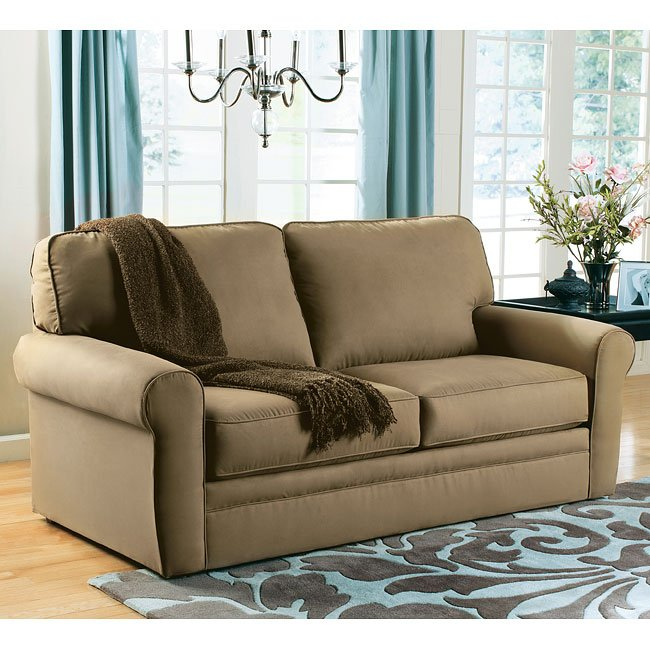 Intermission - Mocha Full Sofa Sleeper