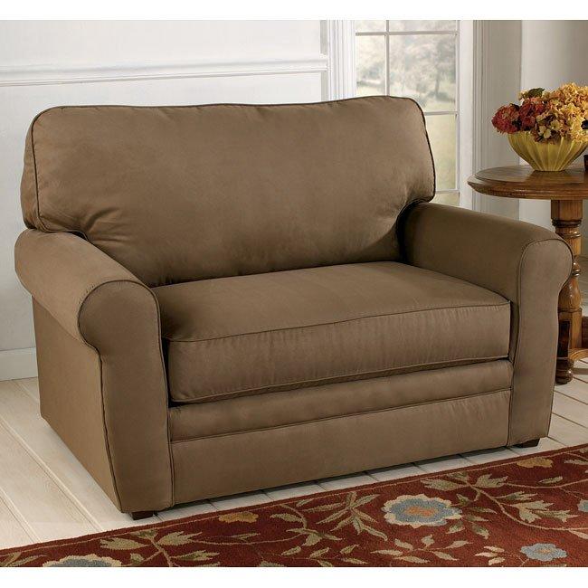 Intermission - Mocha Chair and a Half w/ Sleeper