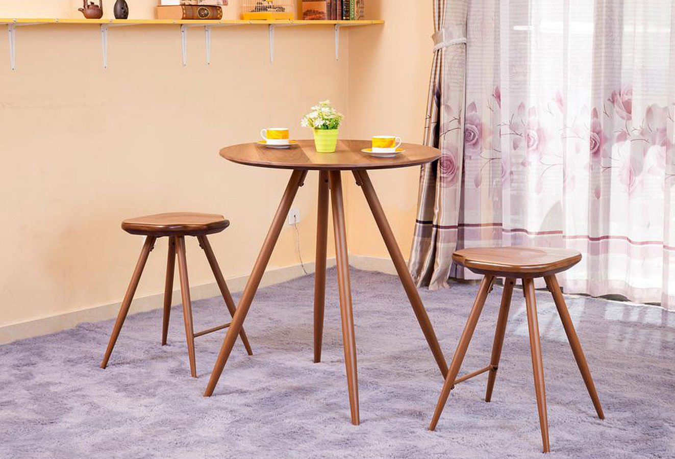 Ainslee 3 Piece Counter Height Dining Set