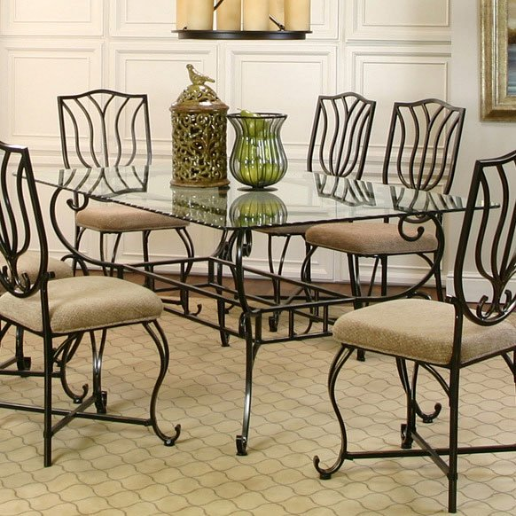 48 Square Dining Room Table: Waverly Rectangular Dining Room Set Cramco
