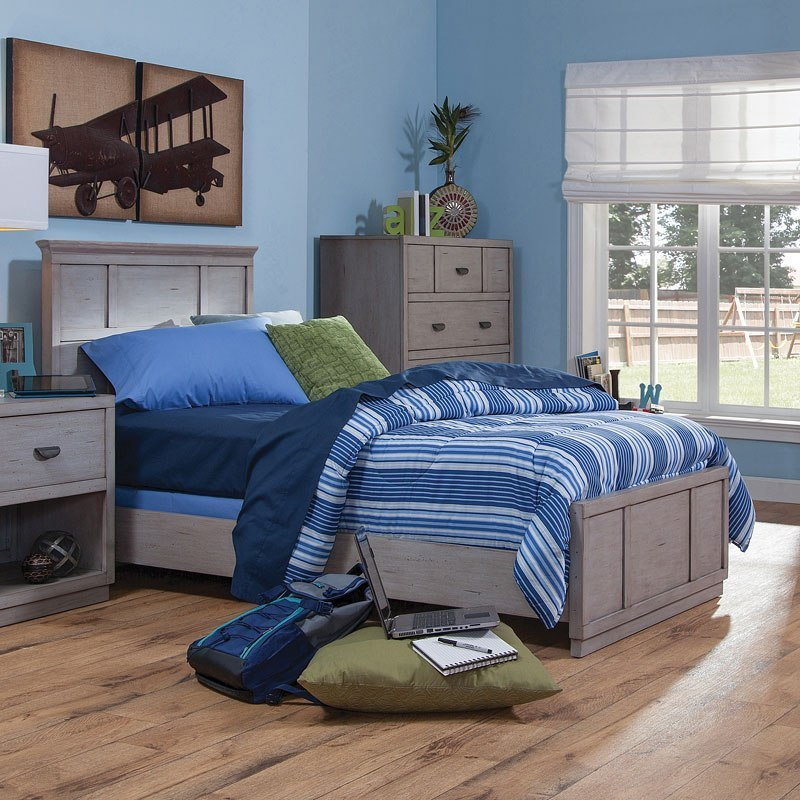 73814c122959d Provo Youth Panel Bed American Woodcrafters