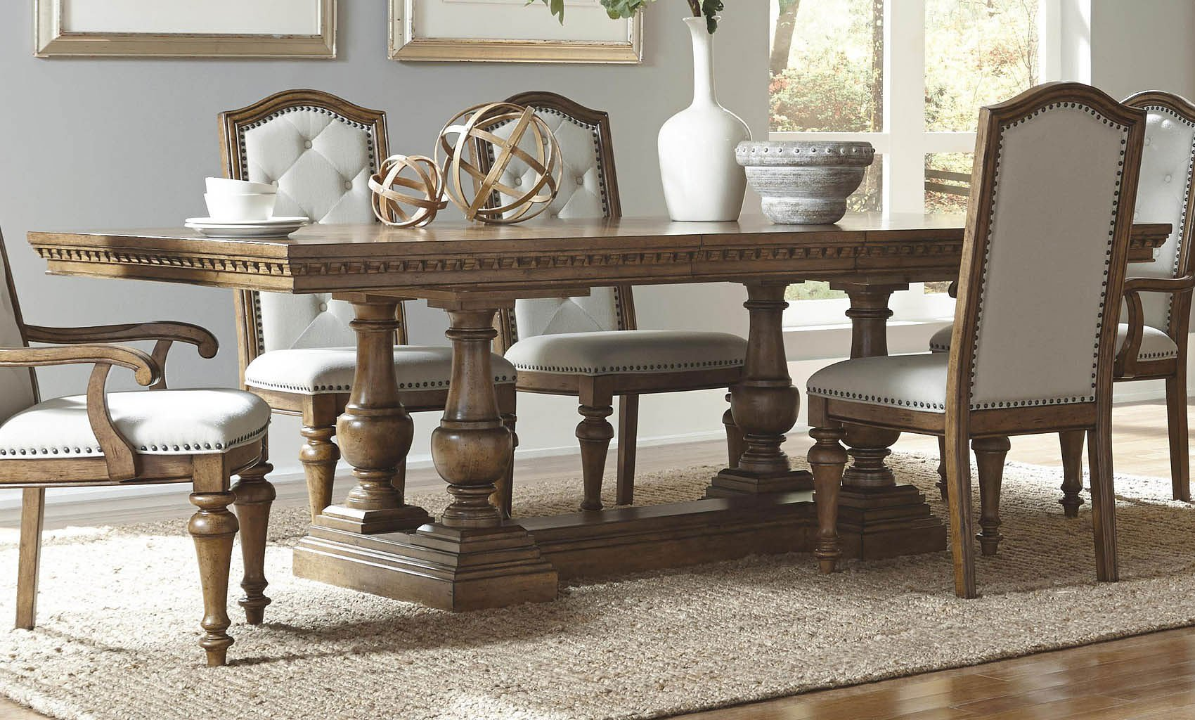 Stratton Dining Table By Pulaski Furniture