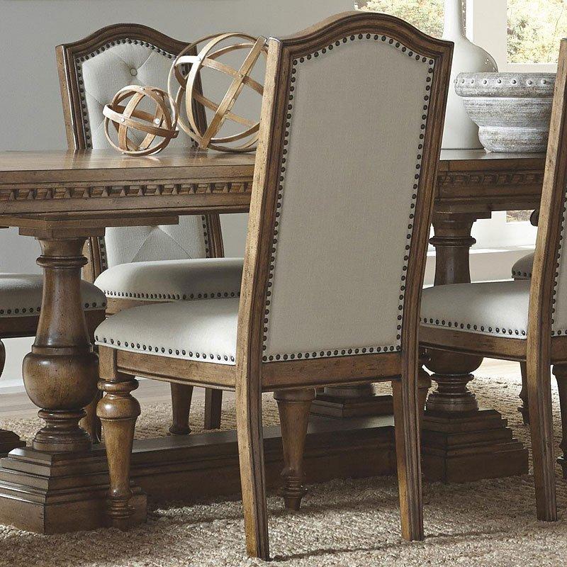 Stratton Side Chair (Set Of 2) By Pulaski Furniture