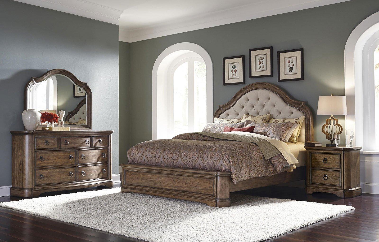 Aurora Bedroom Set Pulaski Furniture Furniture Cart