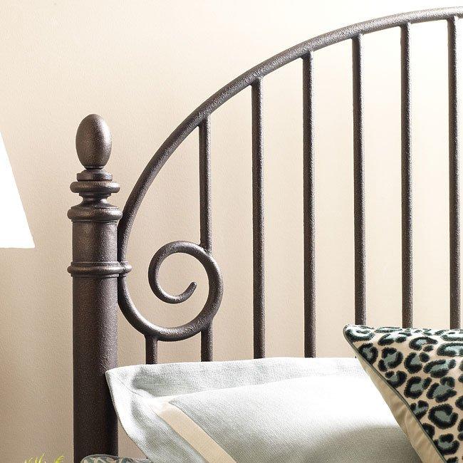 Weatherford Catlins Metal Bed Kincaid Furniture 1 Reviews