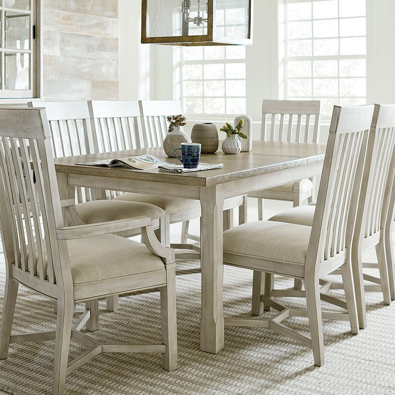 Litchfield Boathouse Dining Table American Drew Furniture Cart