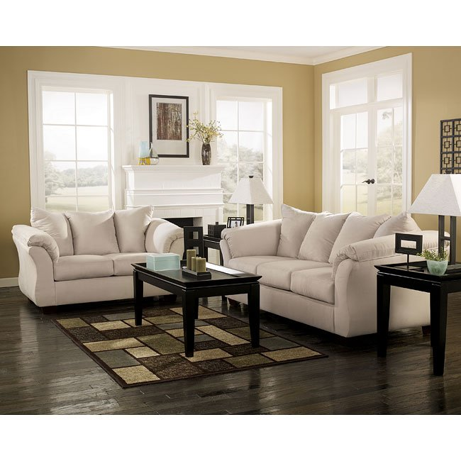 Ashleys Furnitures: Stone Living Room Set Signature Design, 1 Reviews