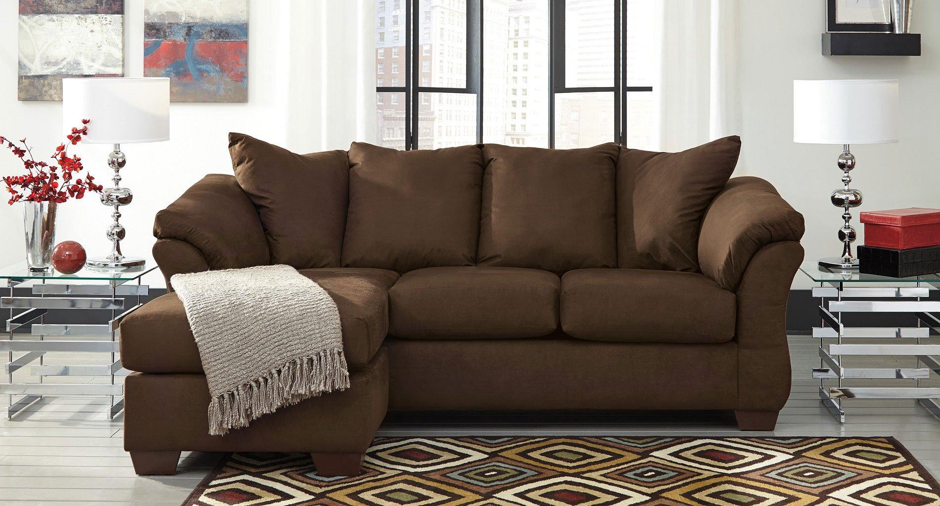 Darcy Cafe Sofa Chaise Set Signature Design 1 Reviews