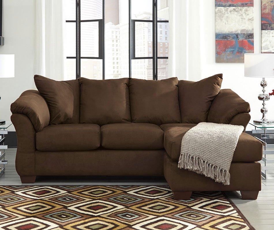 Darcy Cafe Sofa Chaise Set Signature Design, 1 Reviews