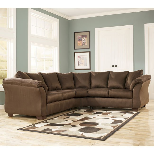 Darcy - Cafe Sectional