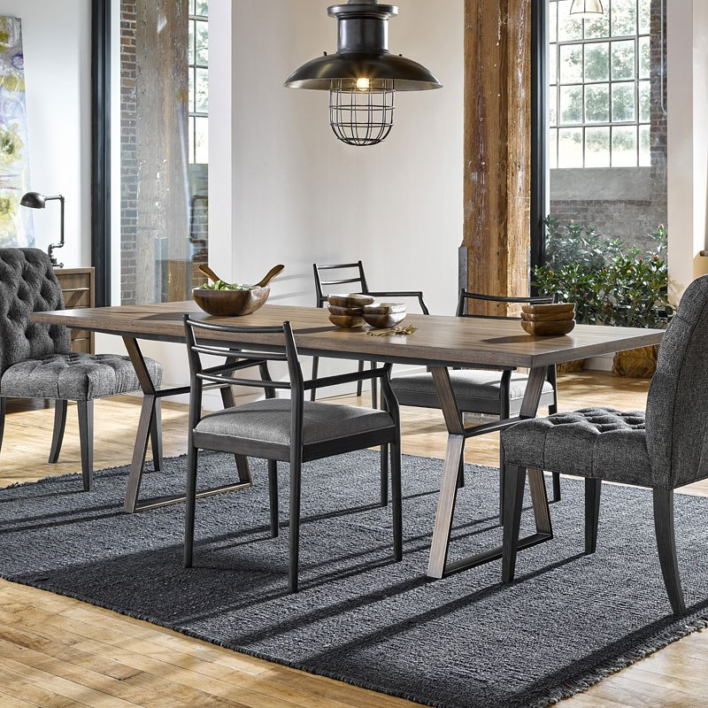 Curated Ainsley 92 Inch Dining Table