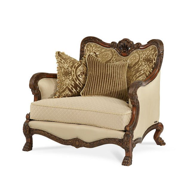 Chateau beauvais bedroom set aico furniture furniture cart - Chateau beauvais living room furniture ...