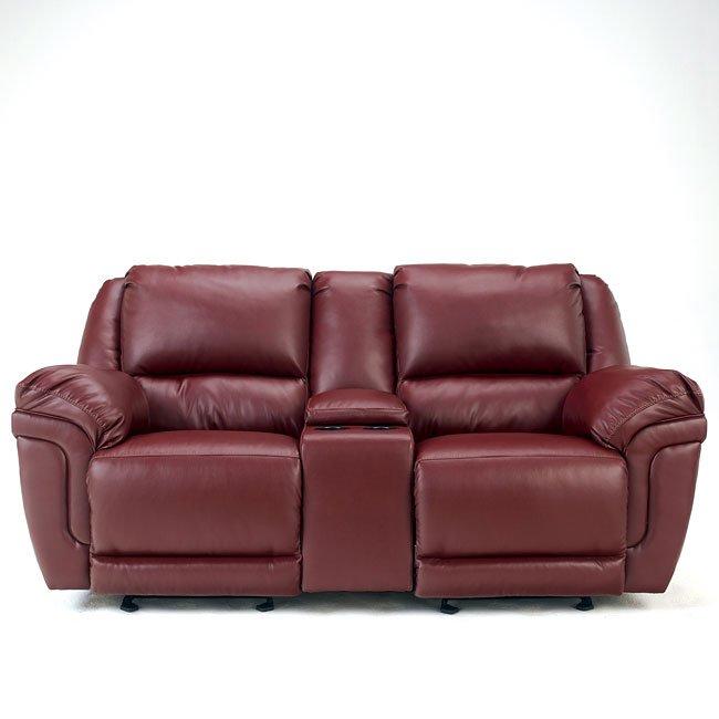 Prime Magician Durablend Garnet Dual Glider Reclining Loveseat W Console Uwap Interior Chair Design Uwaporg
