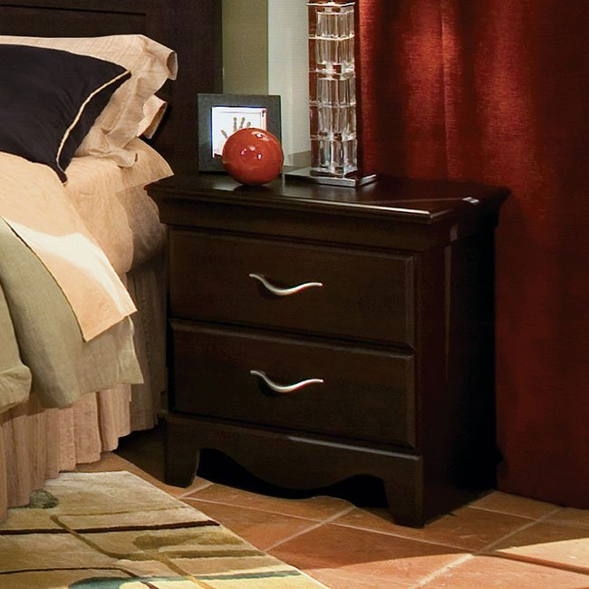 Ashley Furniture Reading Pa: City Crossing Panel Bedroom Set Standard Furniture