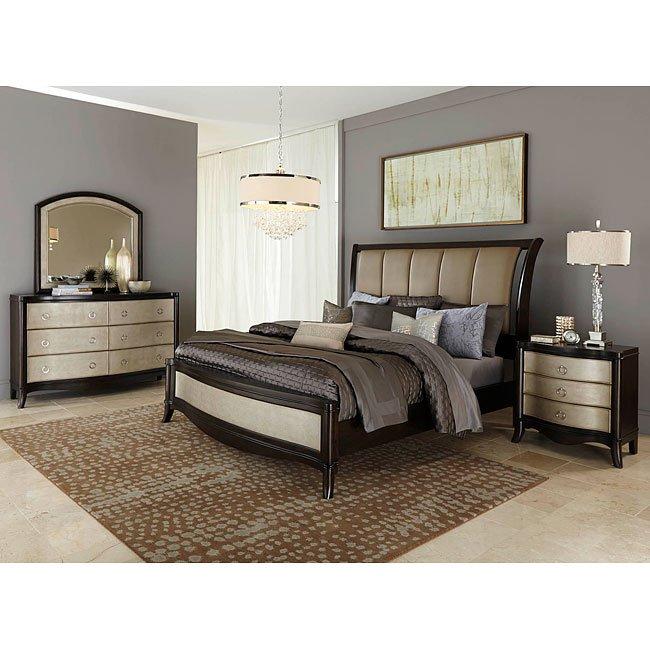 Sunset Boulevard Bedroom Set