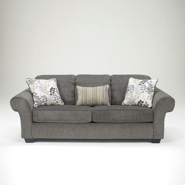 Makonnen Charcoal Sofa