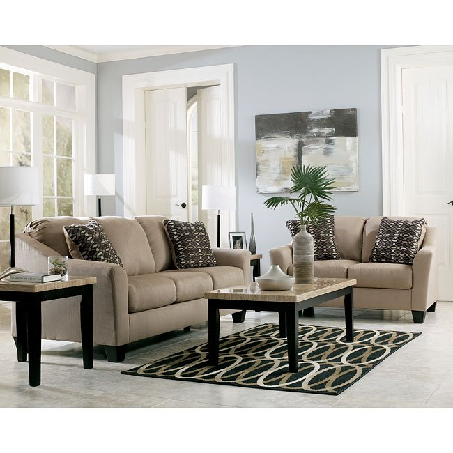 Exceptionnel Kyle   Clay Living Room Set