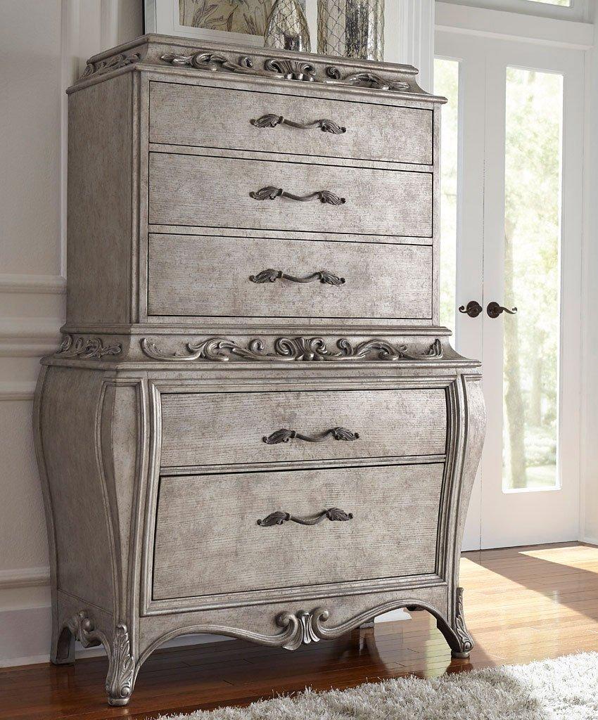 Rhianna Upholstered Bedroom Set Pulaski Furniture 3