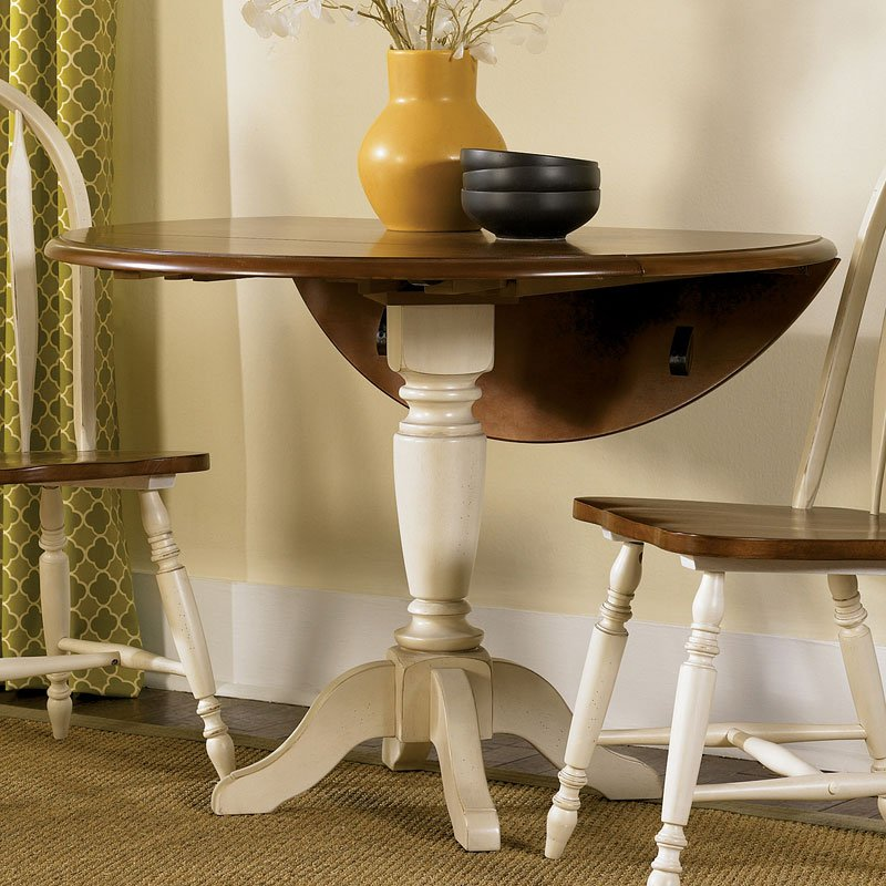 Liberty Furniture Low Country Sand Dining Bench At Hayneedle: Low Country Drop Leaf Dining Table (Sand) Liberty