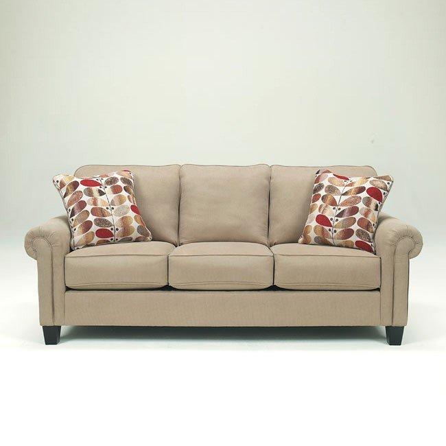 Ekron Oatmeal Sofa