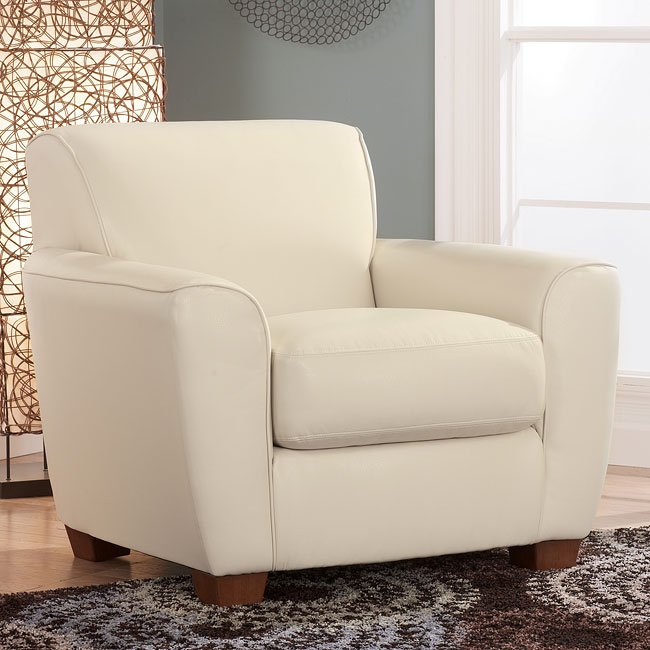 San Marco - Ivory Accent Chair