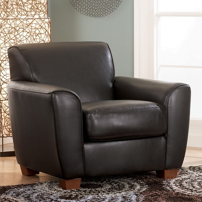 San Marco - Chocolate Accent Chair