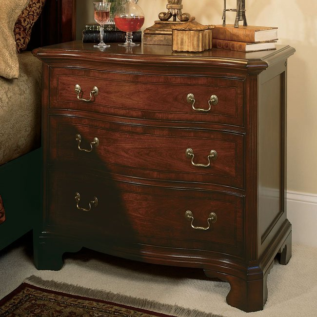 Cherry Grove Low Post Bedroom Set American Drew